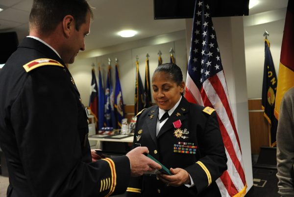 Chief Warrant Officer 4 Petrice McKey-Reese
