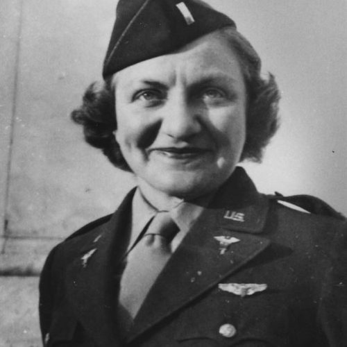 2015 US Army Womens Foundation Inductee for the Army Distinguised Flying Cross Recipient
