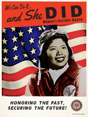 2020 Women's History Month – Honoring the Past, Securing the Future!