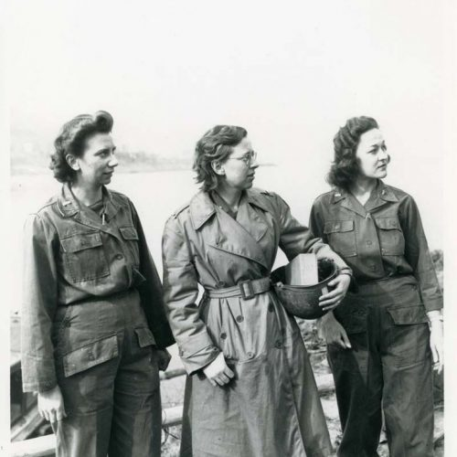 2013 US Army Women's Foundation Hall of Fame Inductee US Women of the Korean War