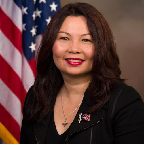 2010 US Army Women's Foundation Hall of Fame Inductee LTC Tammy Duckworth