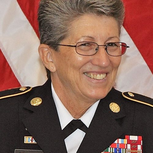 2009 US Army Women's Foundation Hall of Fame Inductee CSM Cynthia Pritchett
