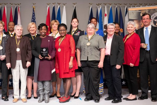 2020 U.S. Army Women's Foundation Hall of Inductees