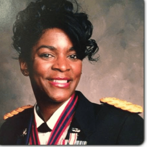 2020 US Army Women's Foundation Hall of Fame Inductee COL Lillian Anita Dixon USA (Ret.)