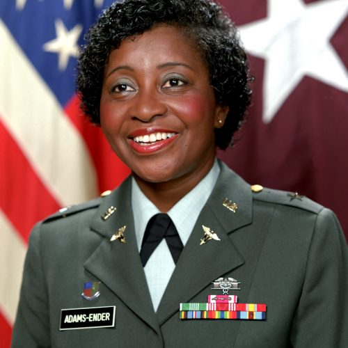 2019 US Army Women's Foundation Hall of Fame Inductee BG Clara Adams-Ender