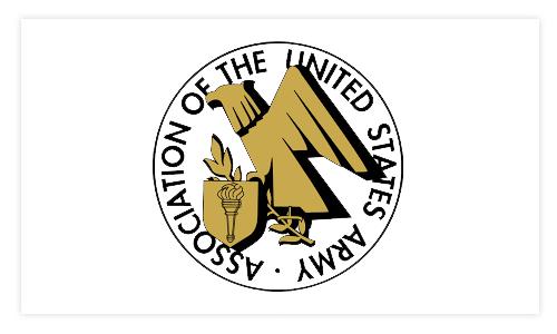 AUSA (Association of the United States) sponsorhip Logo