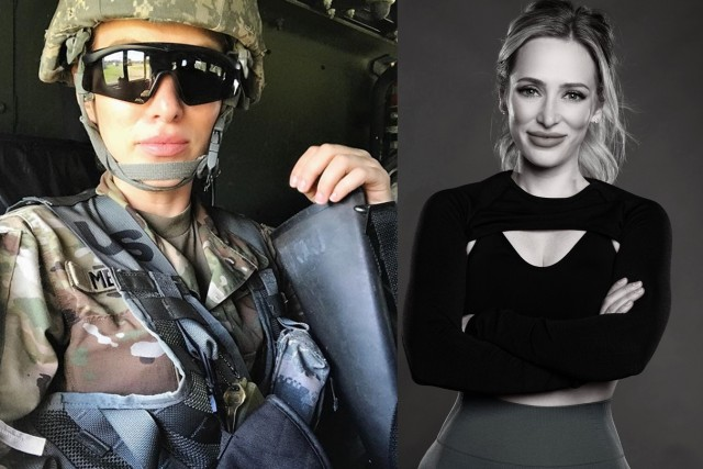 Years in the making: Texas Guard Soldier determined to change the world