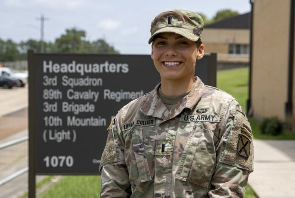Ranger school grad hopes to inspire future candidates