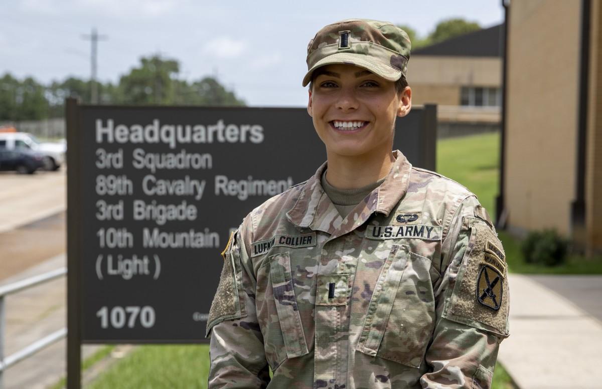 Ranger school grad hopes to inspire future candidates