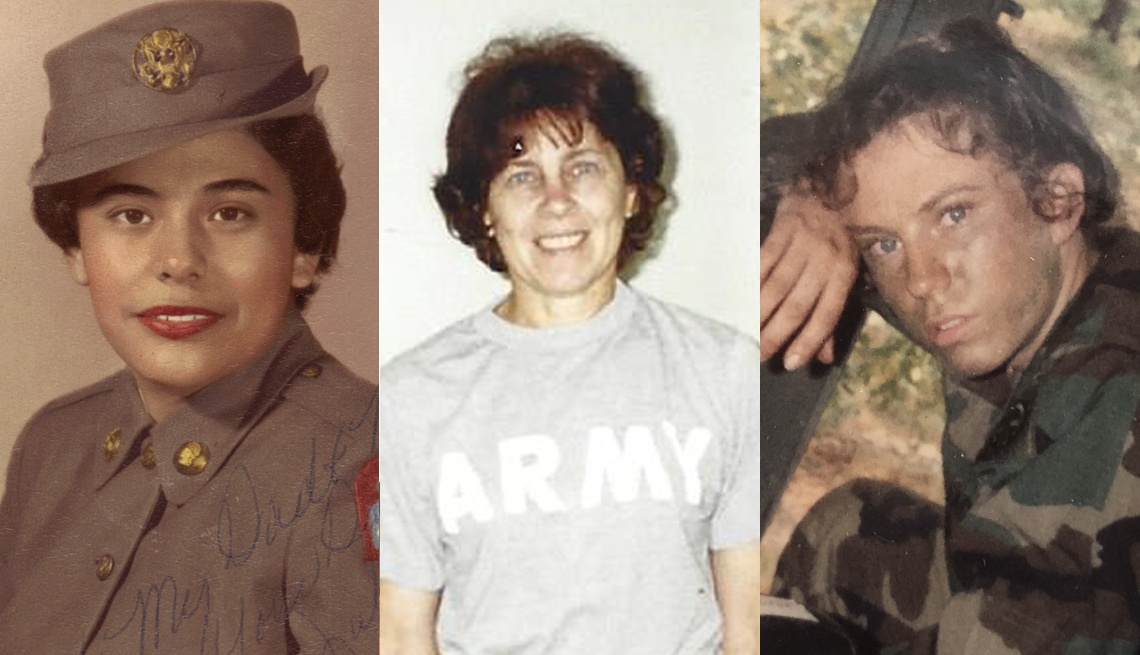 Women Veterans Talk About Their Military Experiences